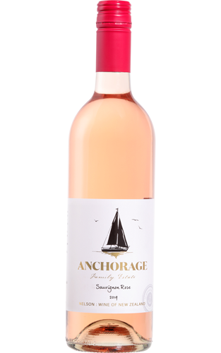 Anchorage Wines Sauvignon Rose