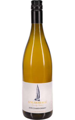 Anchorage Wines Chardonnay, 2019